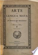 Arte de la lengua maya