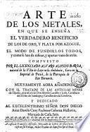 Arte de los métales