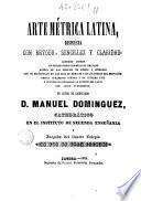 Arte métrica latína