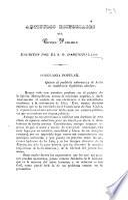 Artículos editoriales del Correo Peruano escritos por el S. D. D. Benito Laso