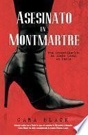 Asesinato en Montmartre