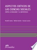 Aspectos críticos de las ciencias sociales