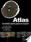 Atlas de anestesia regional guiada con ecografía