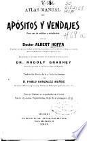 Atlas manual de apósitos y vendajes