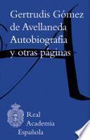 Autobiografía y otras páginas (Epub 3 Fijo)