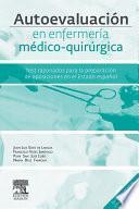 Autoevaluación en enfermería médico-quirúrgica