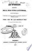 Autores selectos de la mas pura latinidad: (367, 88 p.)