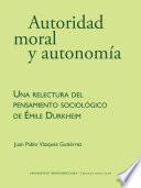 Autoridad moral y autonomía