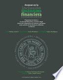 Avanzar en la inclusión financiera