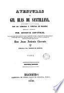 Aventuras de Gil Blas de Santillana..., 1-2