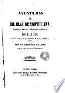 Aventuras de Gil Blas de Santillana, 2