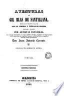 Aventuras de Gil Blas de Santillana..., 3-4