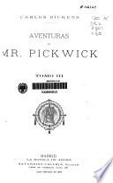 Aventuras de Mr. Pickwick