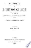 Aventuras de Robinsón Crusoé