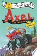 Axel la camioneta: Un camino rocoso