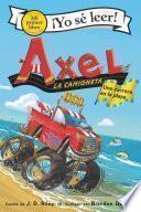 Axel la camioneta: Una carrera en la playa