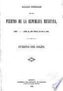 Balanzas comerciales de los puertos de la Republica Mexicana ...