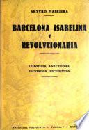 Barcelona isabelina y revolucionaria