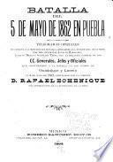 Batalla del 5 de mayo de 1862 en Puebla