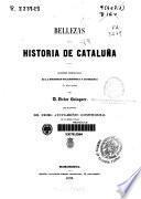 Bellezas de la historia de Cataluña