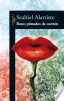 Besos pintados de carmín