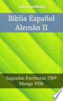 Biblia Español Alemán II