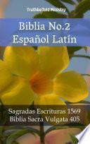 Biblia No.2 Español Latín