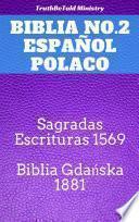 Biblia No.2 Español Polaco
