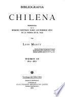 Bibliografía chilena