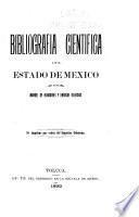 Bibliografía científica del estado de México