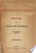 Bibliografía cubana del siglo XIX