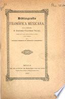 Bibliografía filosófica mexicana