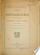 Bibliografía geológica y minera de la República mexicana, completada hasta el año de 1904 por Rafael Aguilar y Santillán