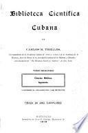 Biblioteca científica cubana