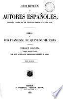 BIBLIOTECA DE AUTORES ESPANOLES