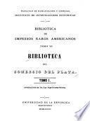 Biblioteca del comercio del Plata