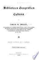Biblioteca geográfica cubana