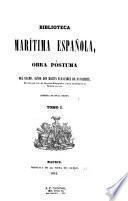 Biblioteca maritima española