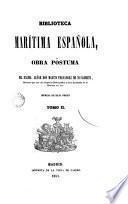 Biblioteca marítima española