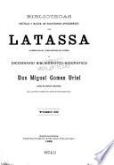 Bibliotecas antigua y nueva de escritores aragoneses