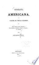 Biografía americana