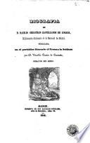 Biografia de D. Basilio Sebastian Castellanos de Losada