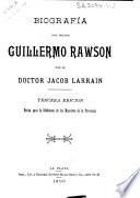 Biografia de Rawson Y Quintana