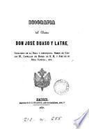 Biografia del doctor ... Josè Duaso y Latre [by V. de la Fuente