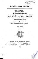 Biografia del ilustre general Americano Don Jose de San Martin
