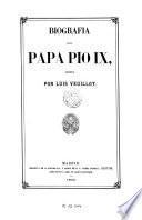 Biografía del Papa Pio IX