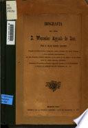 Biografia del señor D. Wenceslao Ayguals de Izco