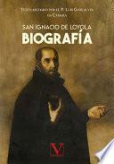 Biografía. San Ignacio de Loyola