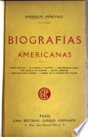 Biografías americanas