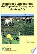 Biologia y agronomía de especies forrajeras de Arachis